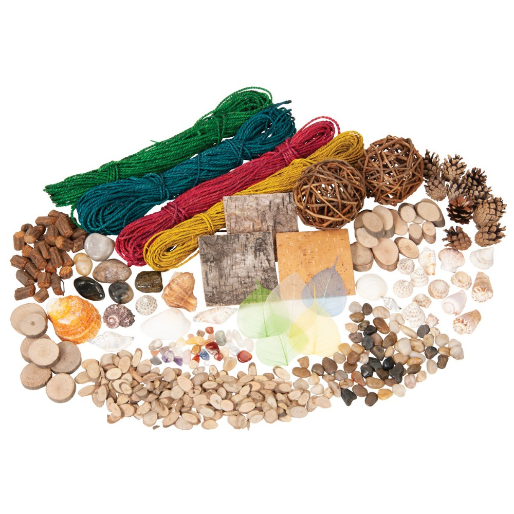 Natural Loose Parts Starter Kit