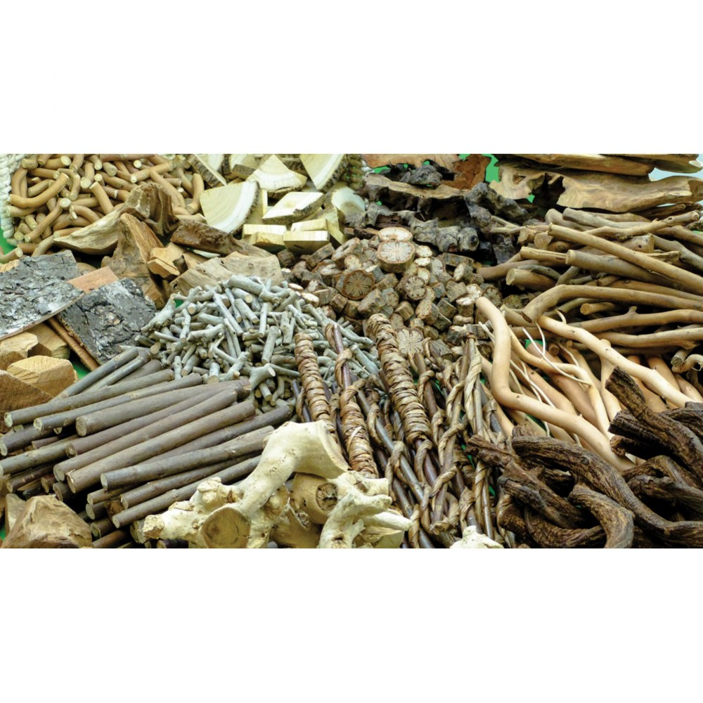 Alternate Image #1 of Natural Wooden Loose Parts Kit
