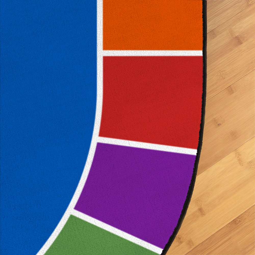 Alternate Image #3 of Primary Border Carpet
