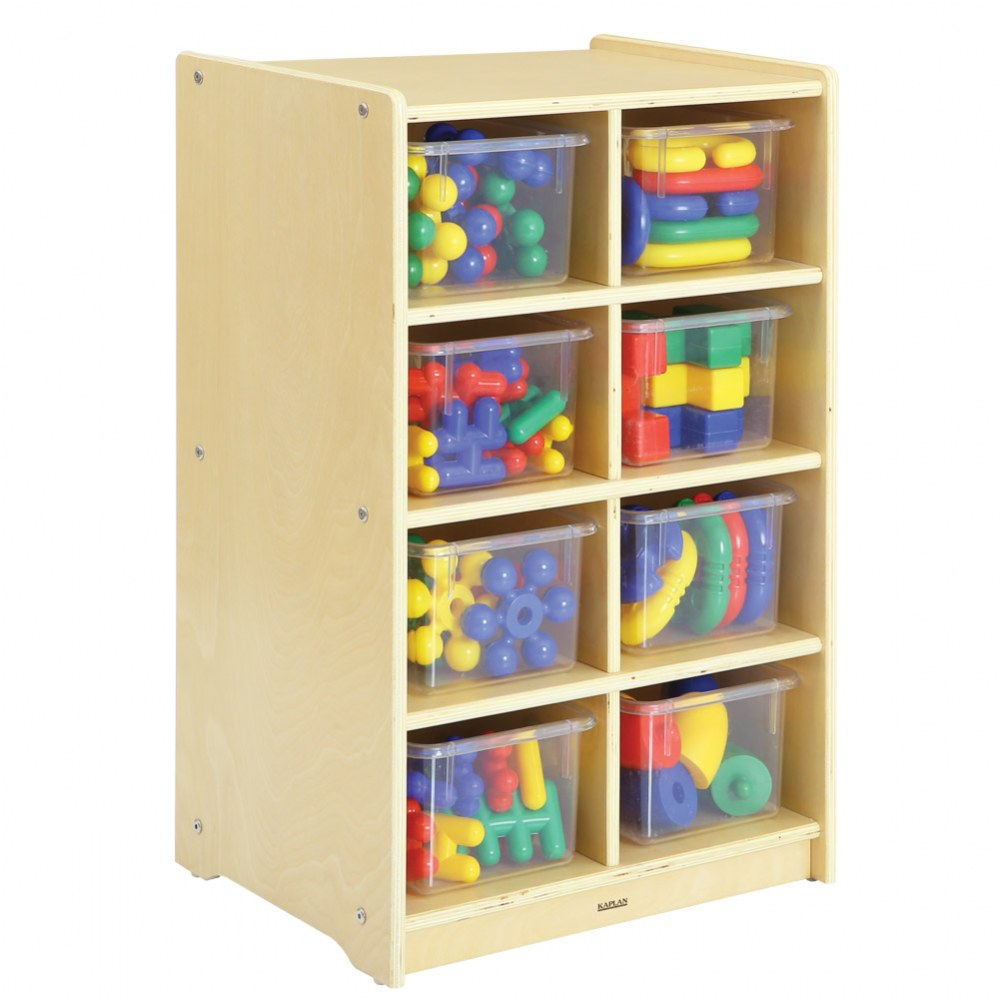 Carolina 8-Cubby Storage