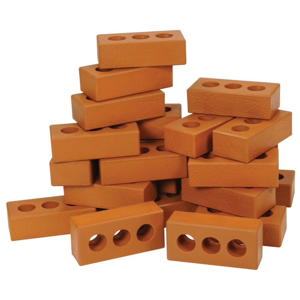 Brick, Blocks, and Rock Builders