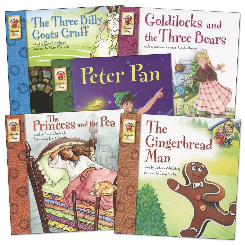 Once Upon a Fairy Tale - Set of 5
