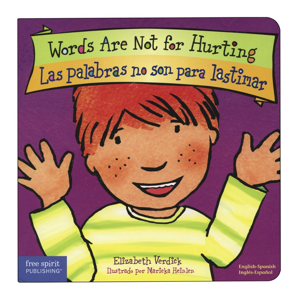 Alternate Image #4 of Best Behavior® Bilingual Board Books - Set of 4