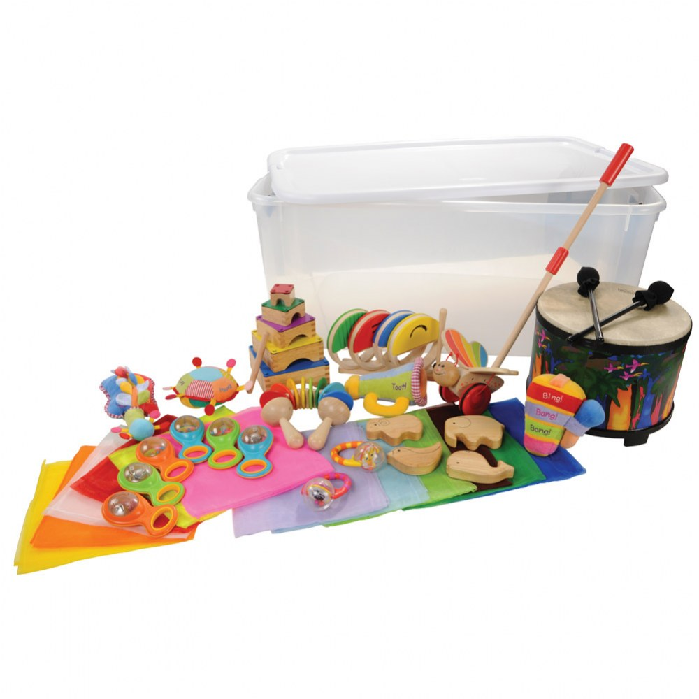 Toddlers & Twos: Connecting with Music and Movement Kit