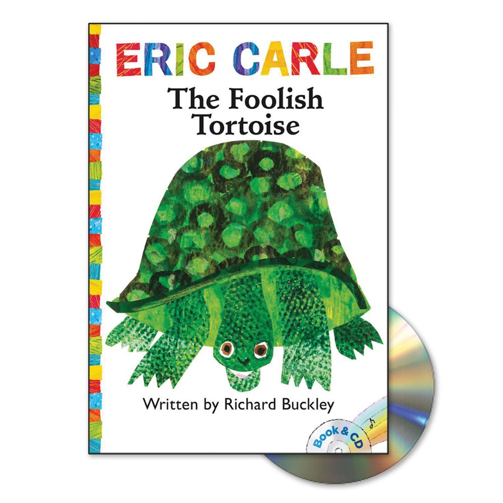 Alternate Image #2 of Eric Carle Book & CD - Set of 4