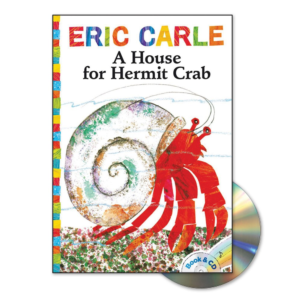 Alternate Image #3 of Eric Carle Book & CD - Set of 4