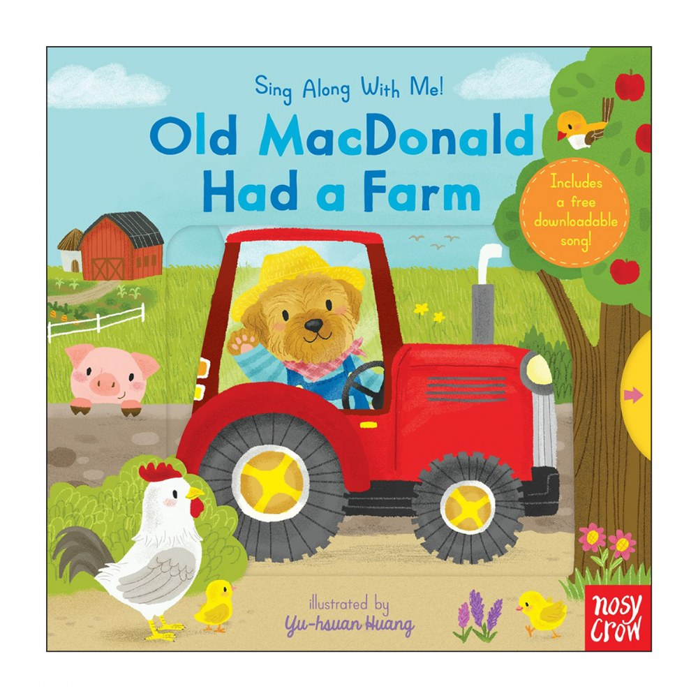 Old MacDonald Had a Farm - Board Book
