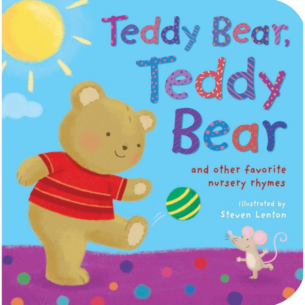 Teddy Bear, Teddy Bear - Board Book