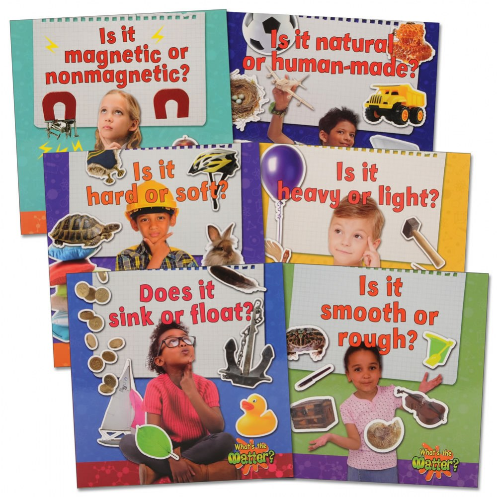 Investigating the Answer Books - Set of 6