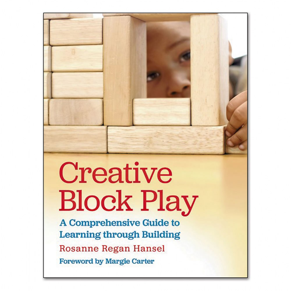 Creative Block Play - Paperback