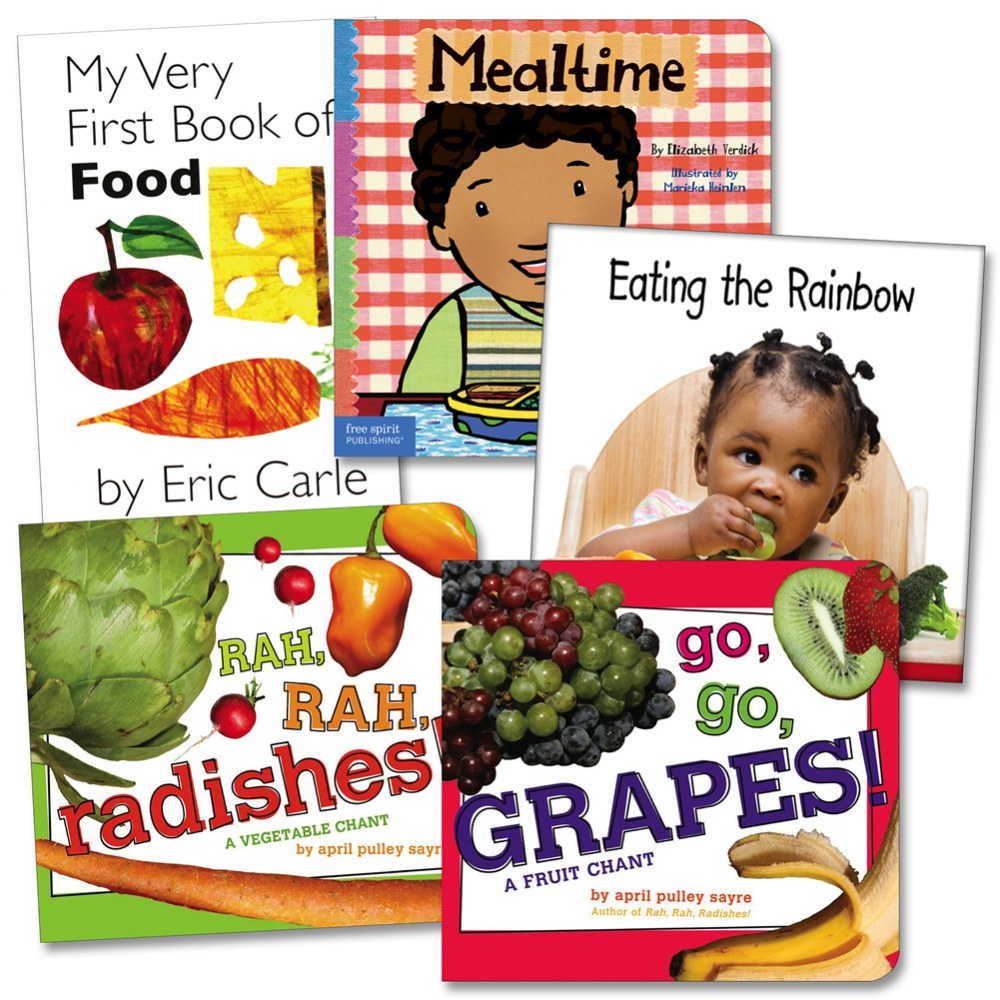 Mealtime Story Set - Set of 5