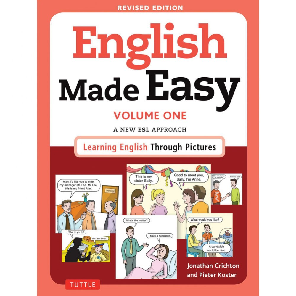 English Made Easy Volumes One and Two