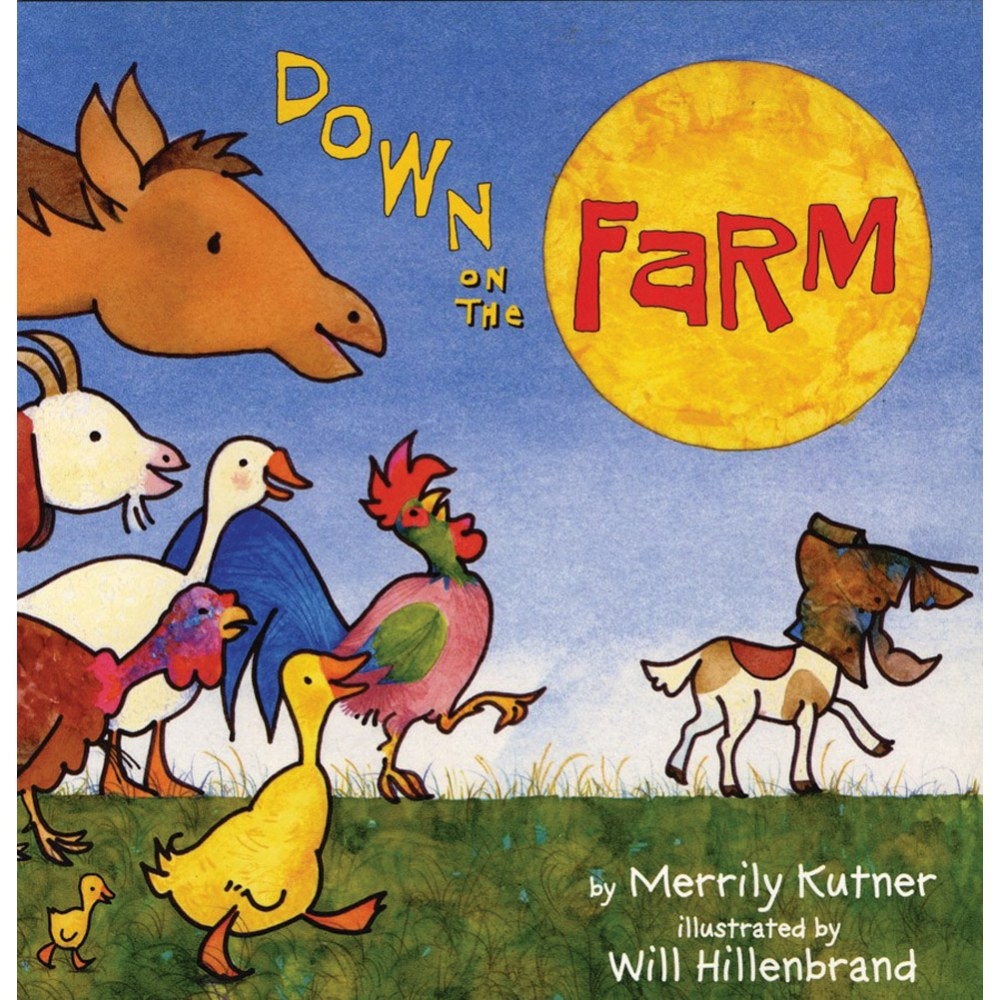 Down On the Farm - Paperback
