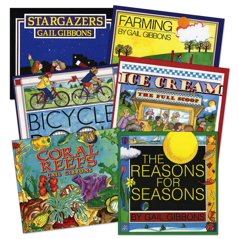 STEM Books Set 1 - Set of 6