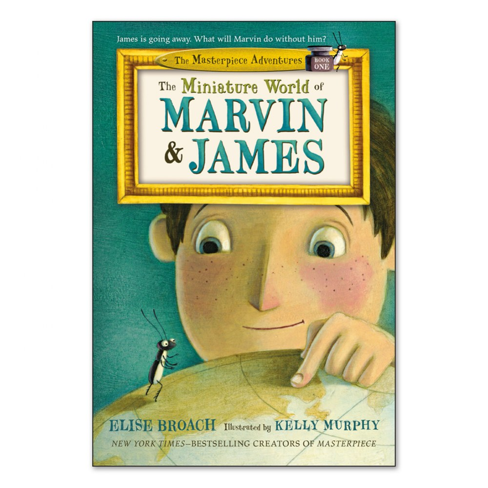 The Miniature World of Marvin & James - Paperback