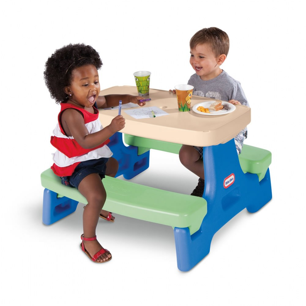Jr. Play Picnic Table