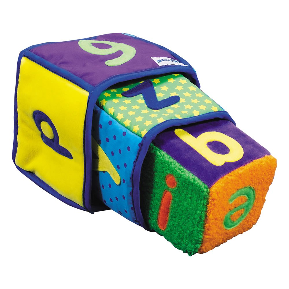 Alternate Image #1 of ABC Nesting Blocks - Set of 3