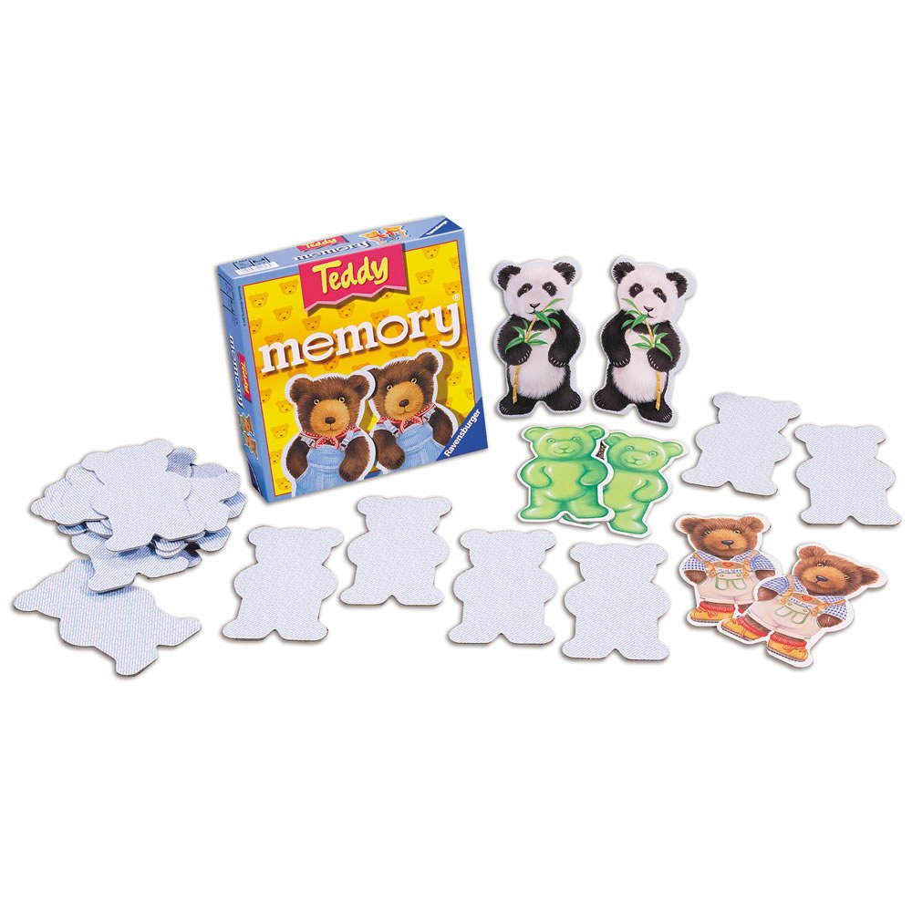 Teddy Mix & Match Game