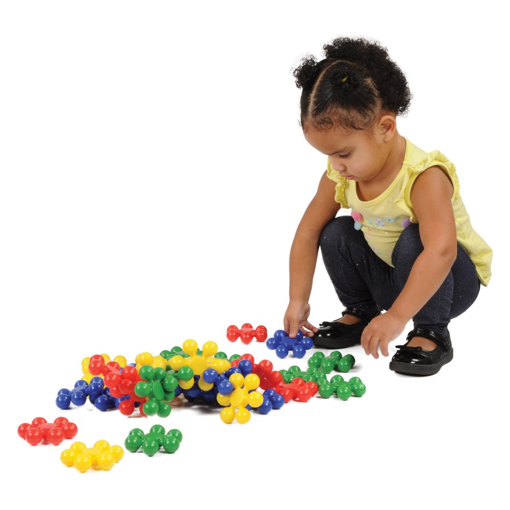 Alternate Image #1 of Mini Stars Manipulative Set - 36 Pieces