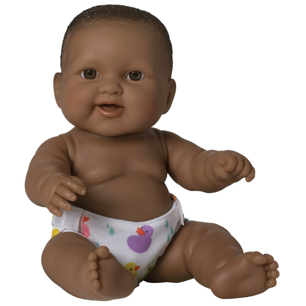 "Alternate Image #1 of 14"" Lots to Love Babies with Different Skin Tones and Poseable Bodies - Set of 4"