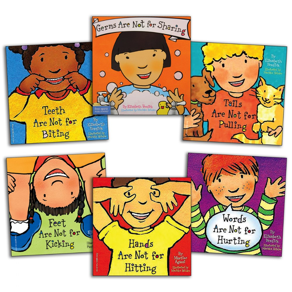 Best Behavior® Board Books