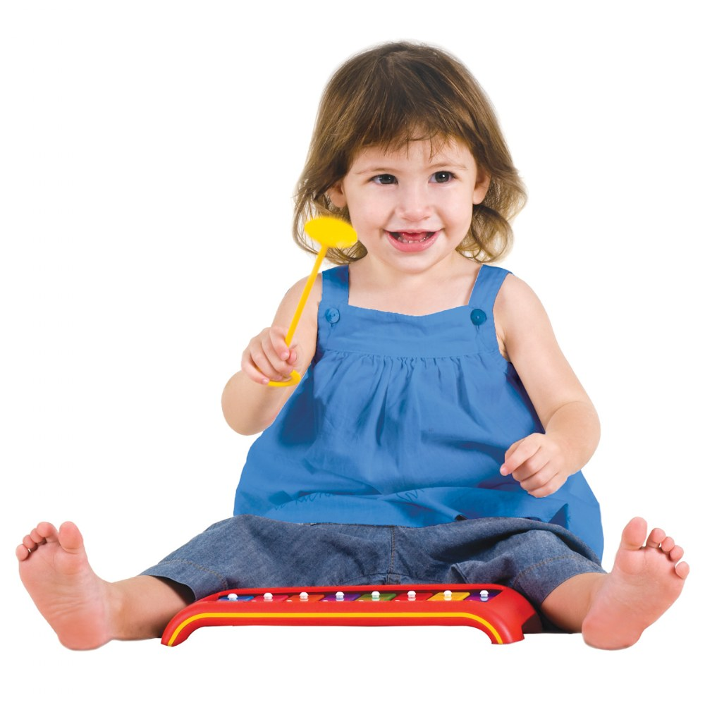 Alternate Image #2 of Baby Xylophone