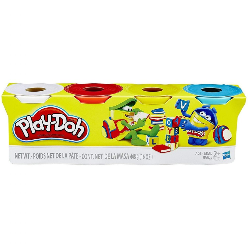 Play-Doh® Modeling Compound - Assorted 4 Pack