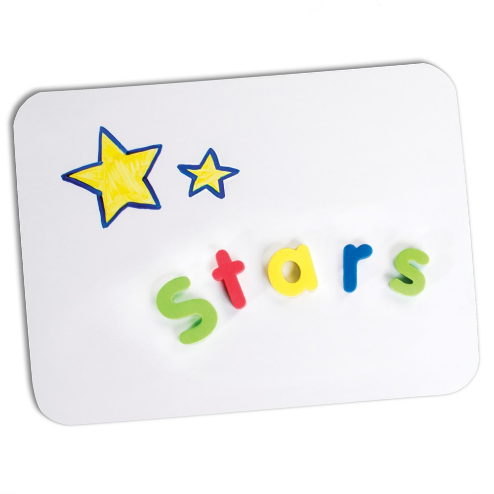 "Single 9"" x 12"" Magnetic Dry Erase Board"