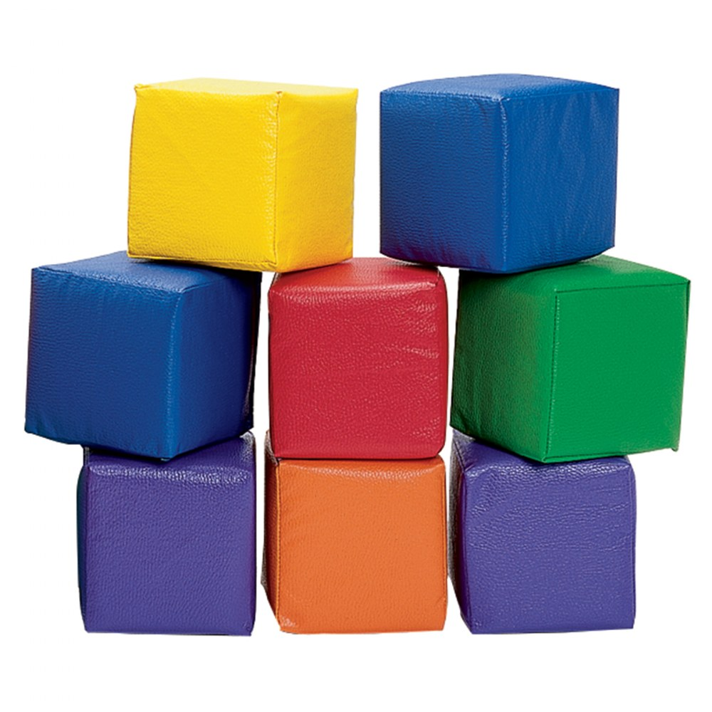 Alternate Image #2 of Primary Toddler Blocks - Set of 12