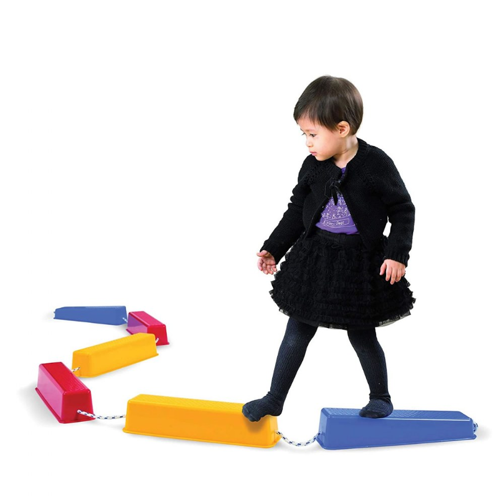 Alternate Image #3 of Step A Logs For Children - Exercise and Build Coordination