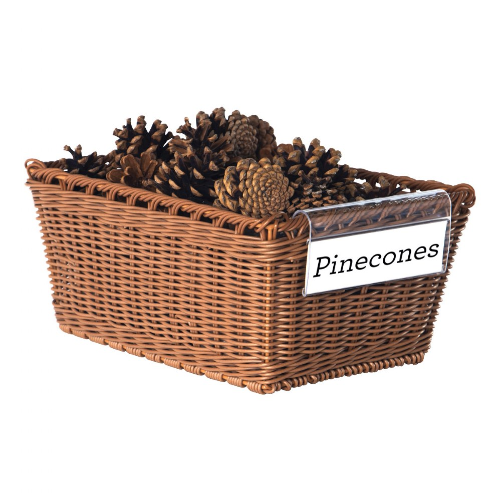 Alternate Image #10 of Washable Wicker Baskets