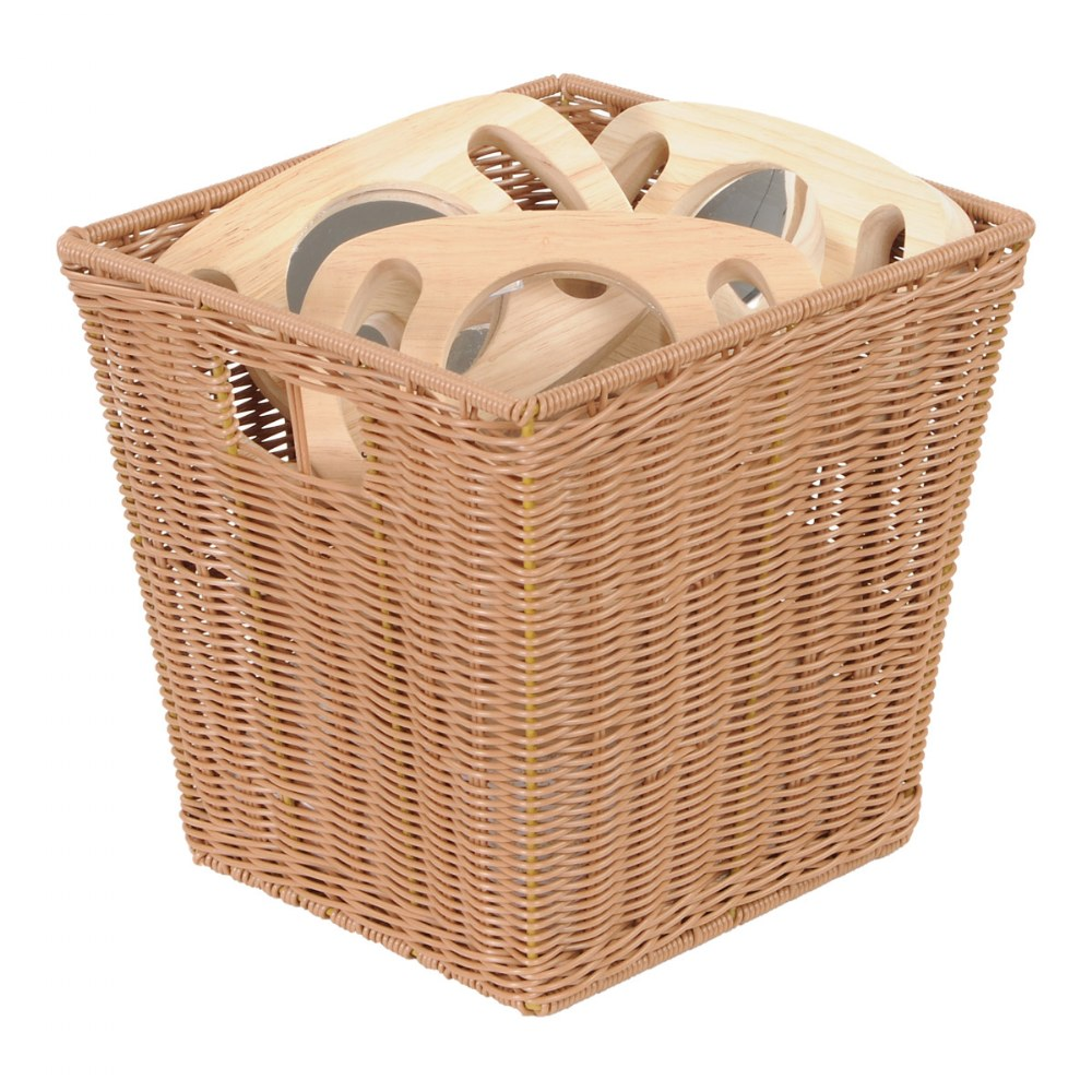 Alternate Image #11 of Washable Wicker Baskets