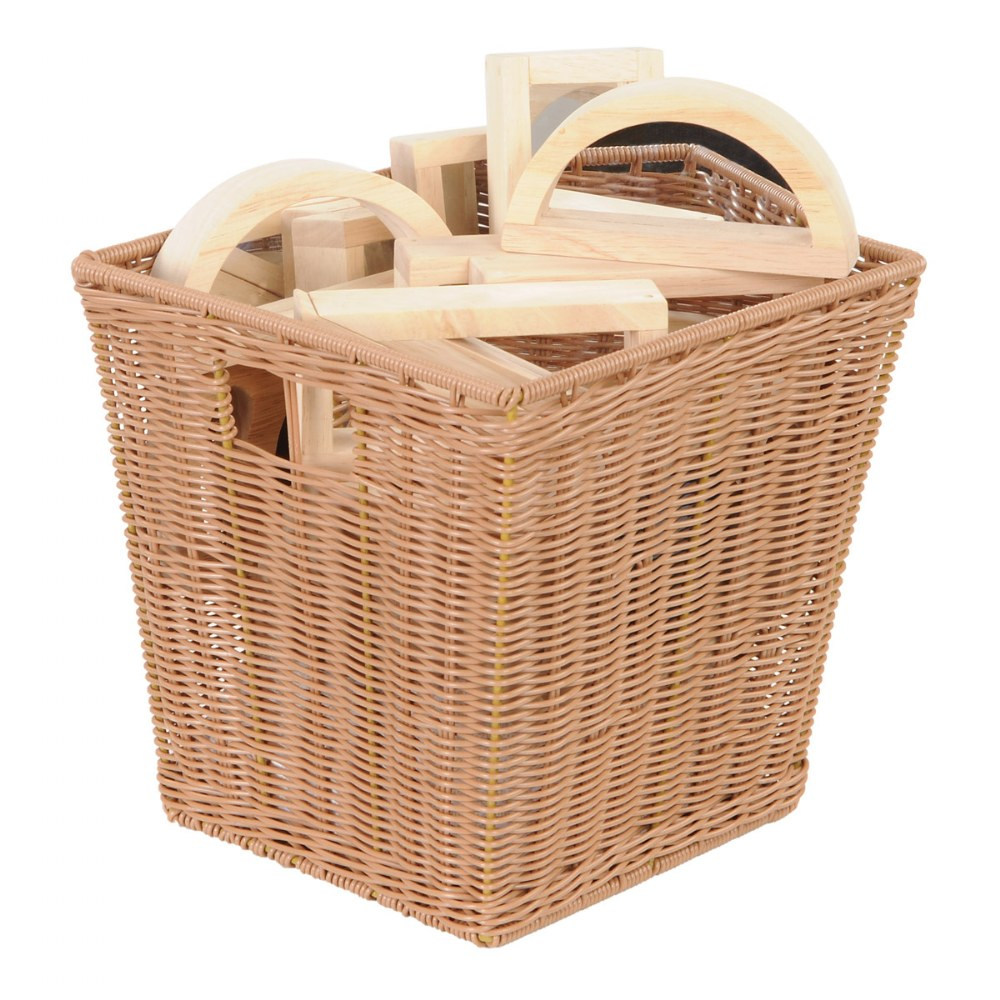 Alternate Image #12 of Washable Wicker Baskets