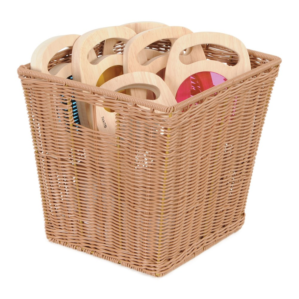 Alternate Image #13 of Washable Wicker Baskets