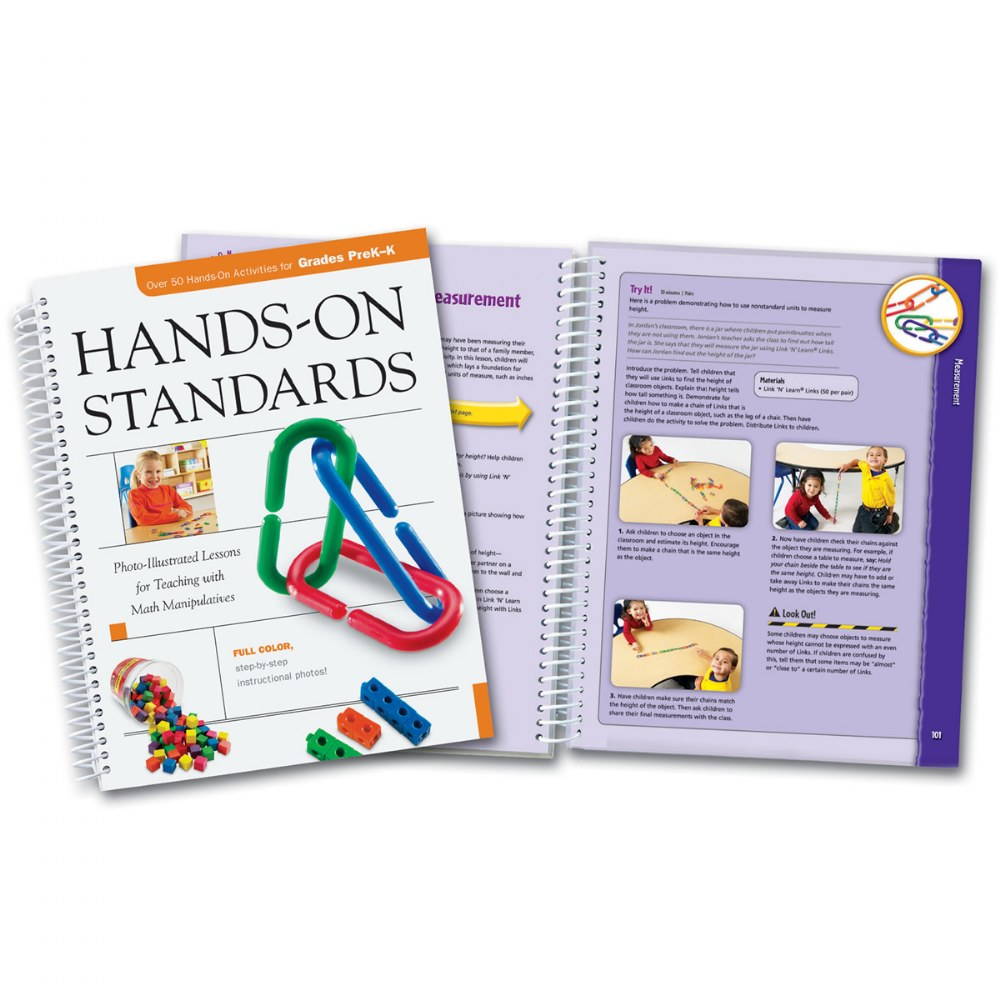 Alternate Image #1 of Hands-On Standards®: PreK-K
