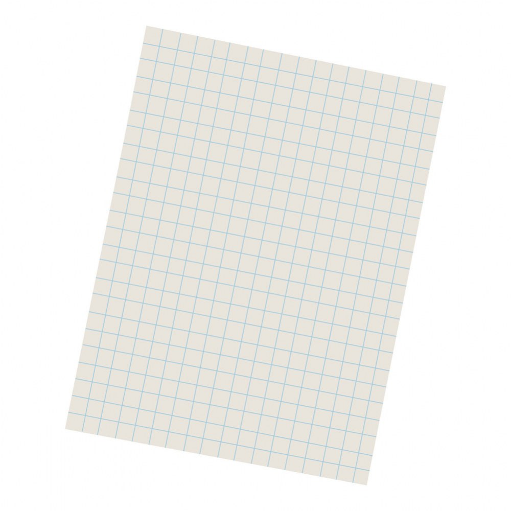 "1/2"" Grid Drawing Paper"