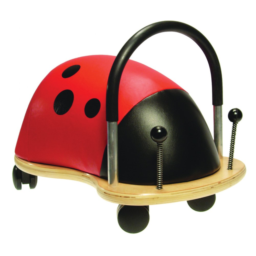 Lady Bug Wheely Bug