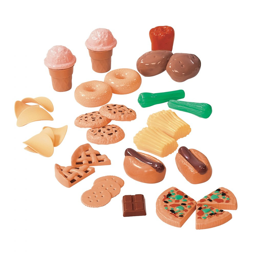 Alternate Image #1 of 101 Piece Play Food Assortment
