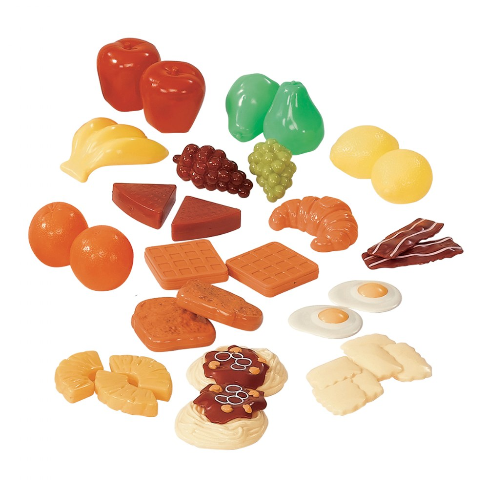Alternate Image #3 of 101 Piece Play Food Assortment