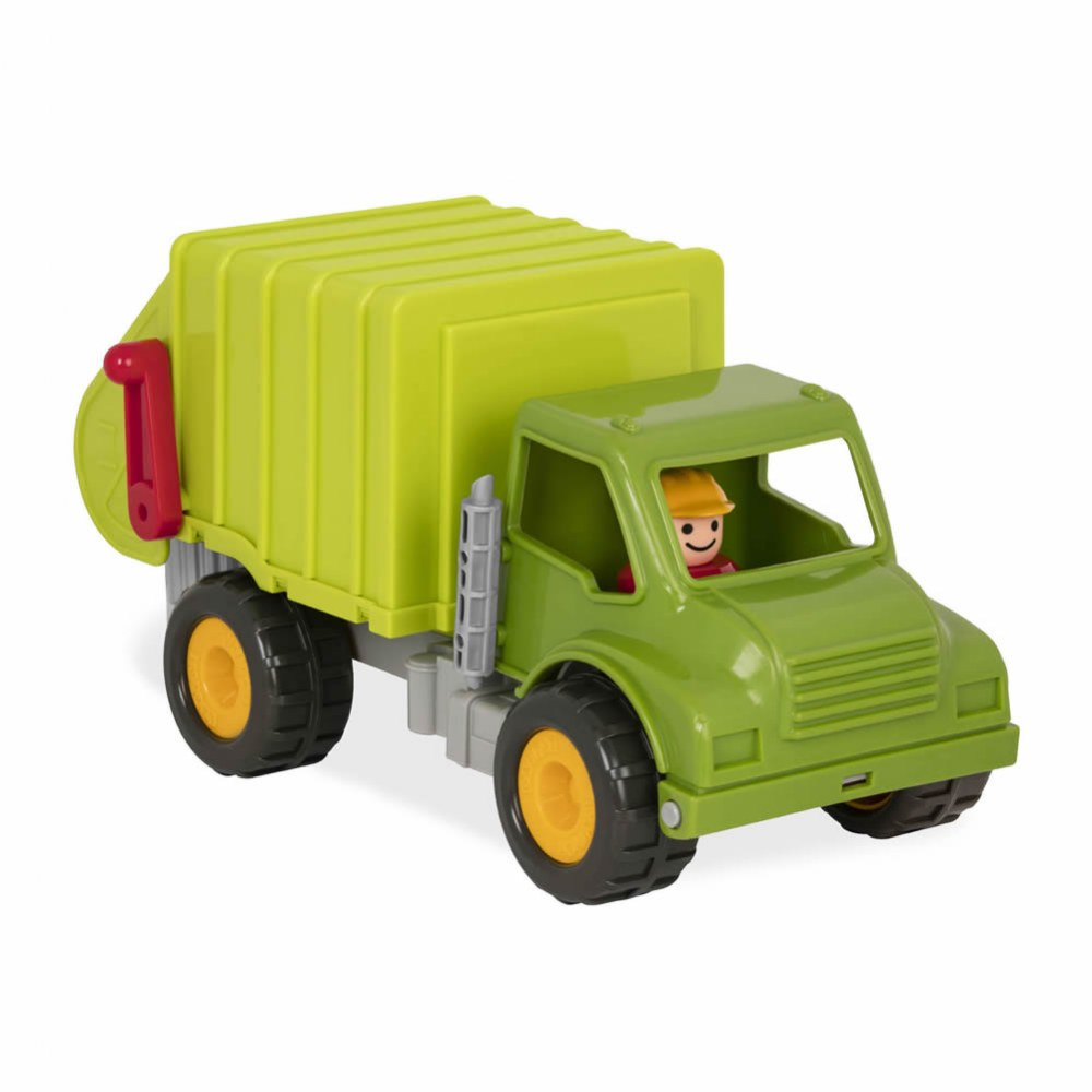 Toddler Sized We Do The Work Trucks With Movable Parts