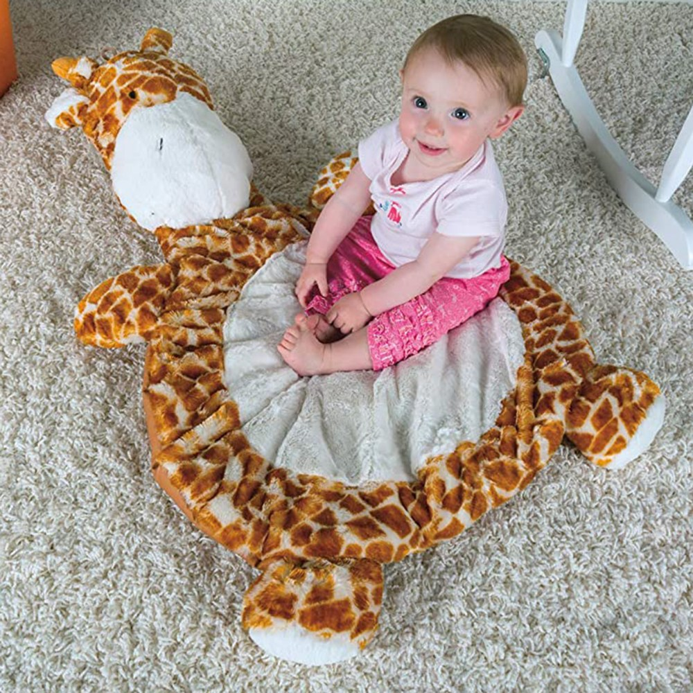 Alternate Image #2 of Giraffe Baby Mat