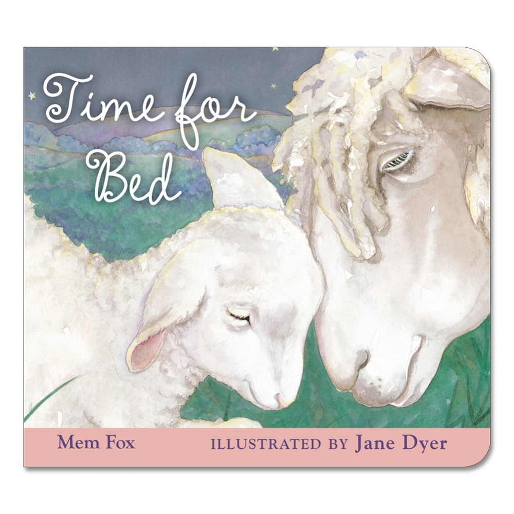 Time for Bed - Padded Board Book