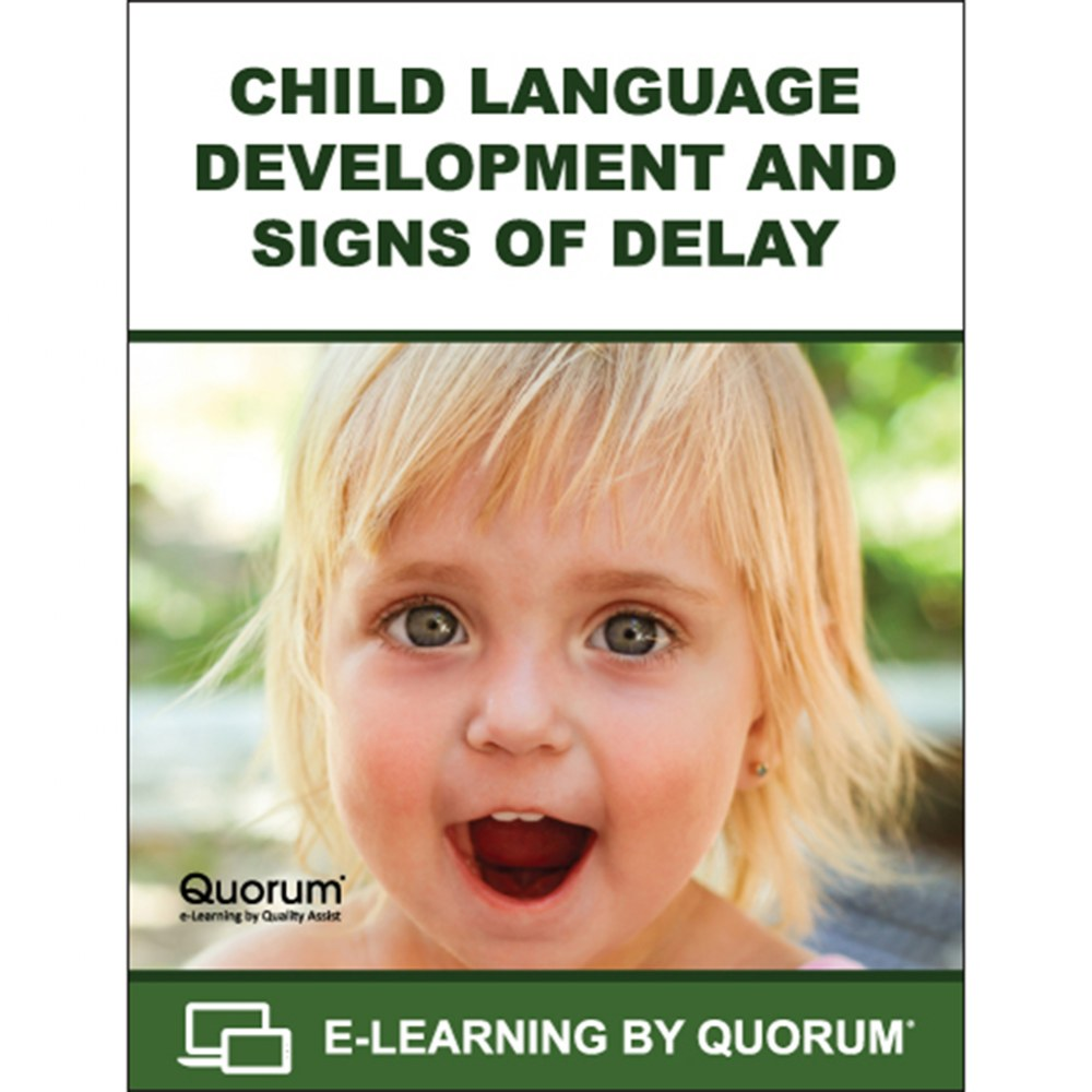 Child Language Development And Signs Of Delay