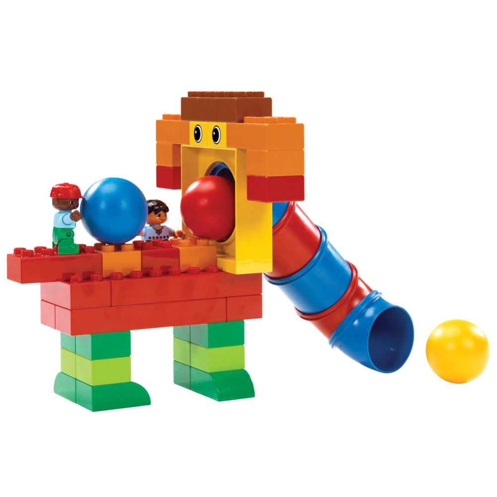 Alternate Image #5 of LEGO® DUPLO® Tubes Experiment Set (9076)