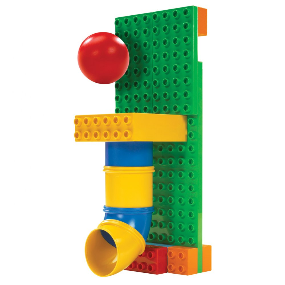 Alternate Image #7 of LEGO® DUPLO® Tubes Experiment Set (9076)