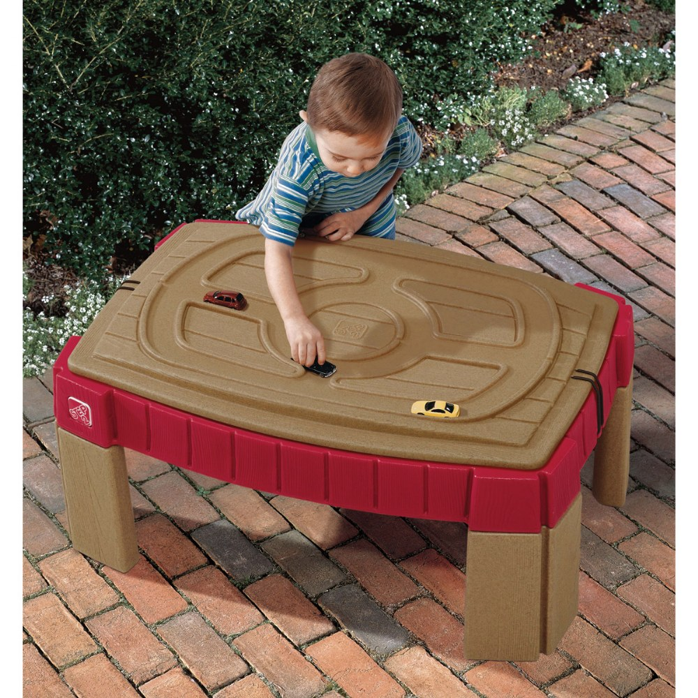 Alternate Image #1 of Naturally Playful Sand Table with Lid