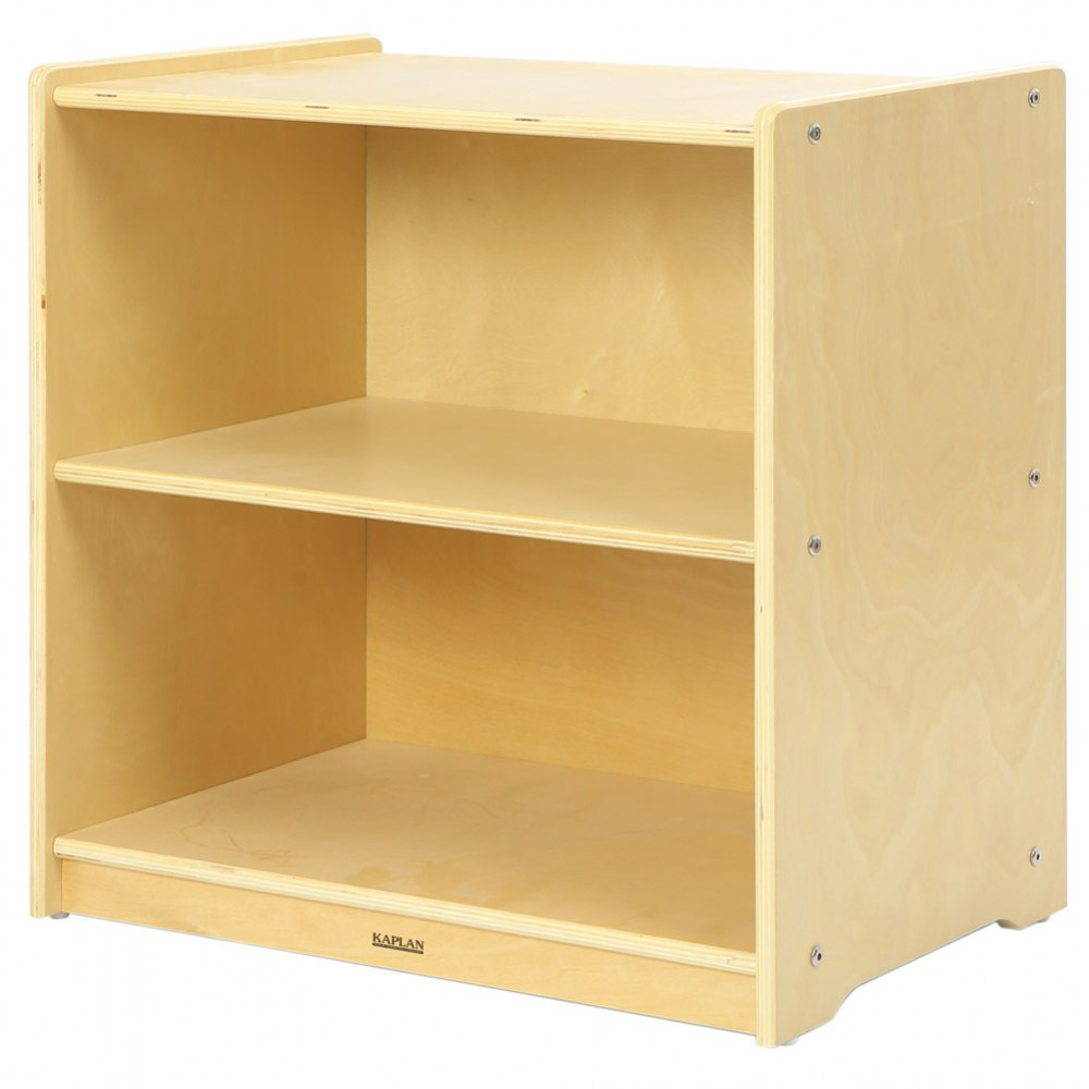 Alternate Image #1 of Carolina Mini Toddler Storage Unit - Solid Back