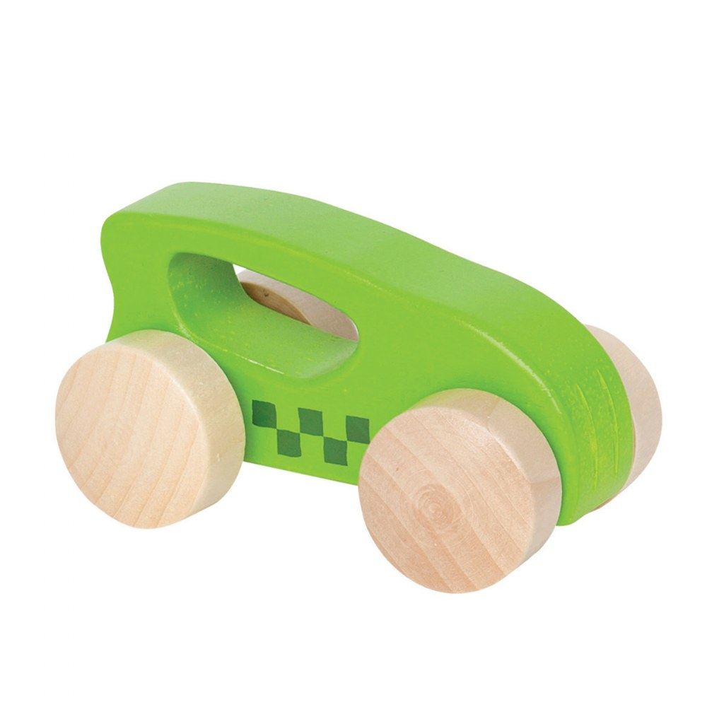 Alternate Image #2 of Little Wooden Autos - Set of 4