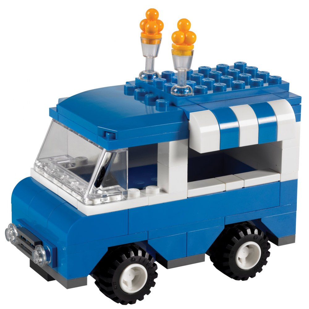 Alternate Image #2 of LEGO® Vehicles Set - 9333