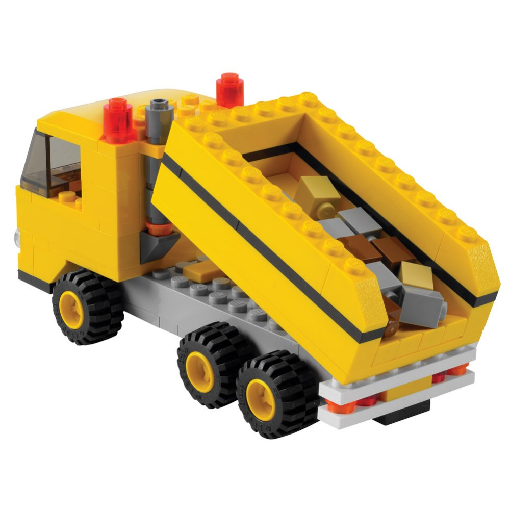 Alternate Image #5 of LEGO® Vehicles Set (9333)